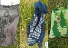 Welfare worries sparked by abandoned clothing at nature reserve