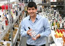 Folding gin firm's stock makes £60k at auction