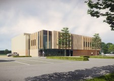 Plans for new Market Rasen leisure centre on display