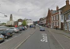 Woman in hospital after serious assault