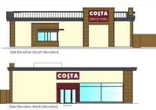 Boston Quadrant drive-thru takeaways and coffee shop approved
