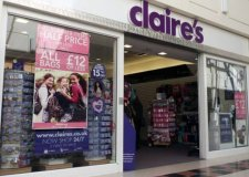 "Claire's accessories chain is ""going nowhere"""