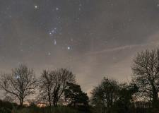 Lincolnshire wood stages 'out-of-this-world' star-gazing event