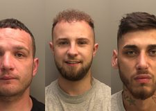 Men jailed for 30 years after armed Co-op robbery