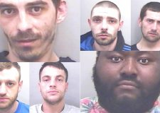 Grimsby drug dealers jailed for over 30 years