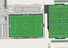 Come on ref! Supporters call for pitch improvements approval