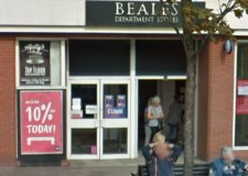 Lincolnshire shops in doubt as Beales enters administration