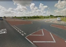 Councillors reject controversial Crowland junction experiment