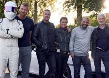 Top Gear features Lincolnshire's Cadwell Park this weekend