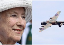 RAF Battle of Britain flypast to honour Dame Vera Lynn