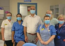 Scunthorpe hospital offices turned into £2m surgical ward