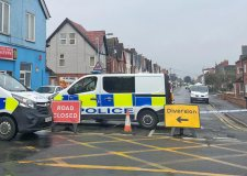 Victim named and suspect charged with Skegness murder