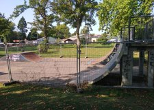Skate park closed after safety inspection