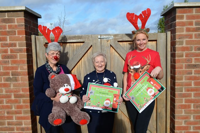 Charity launches Letter to Santa campaign