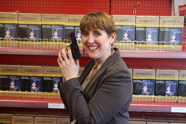 Exporting success for Grimsby murder mystery business