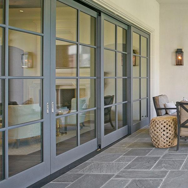 lincoln windows multi slide patio