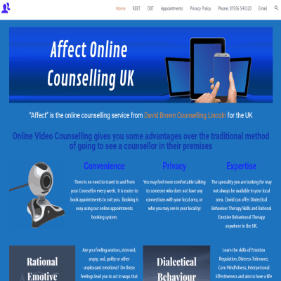 Affect Online Counselling