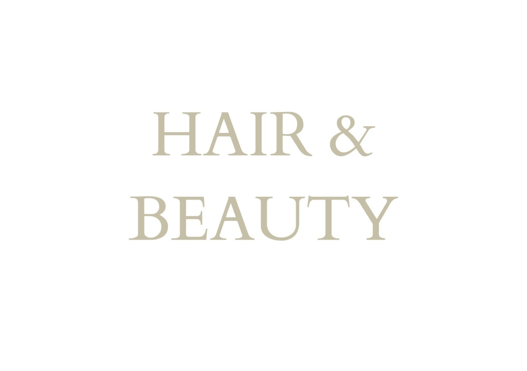 Wedding Hair & Beauty Home