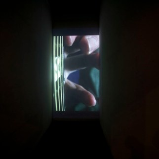 Bridge, 2010, digital video projection