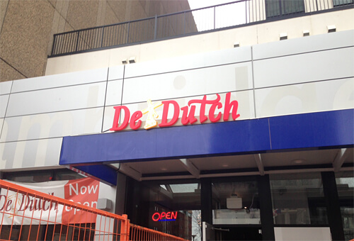Review: De Dutch Pannekoek House