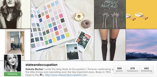 Edmonton Instagram Users - stateandoccupation