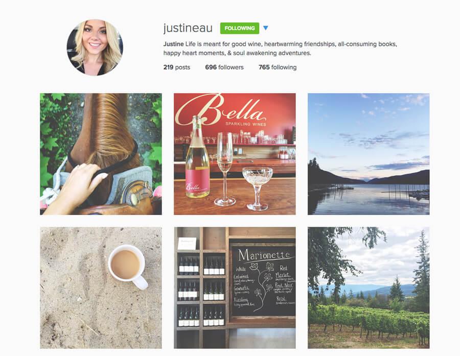 Edmonton Instagram Users - justinau
