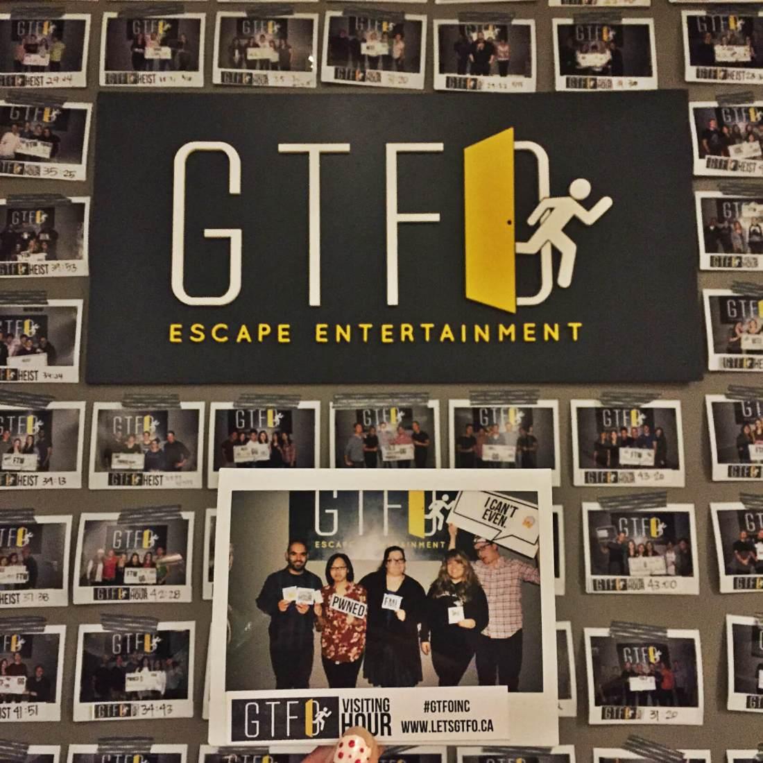 GTFO Escape Entertainment - Edmonton Escape Rooms
