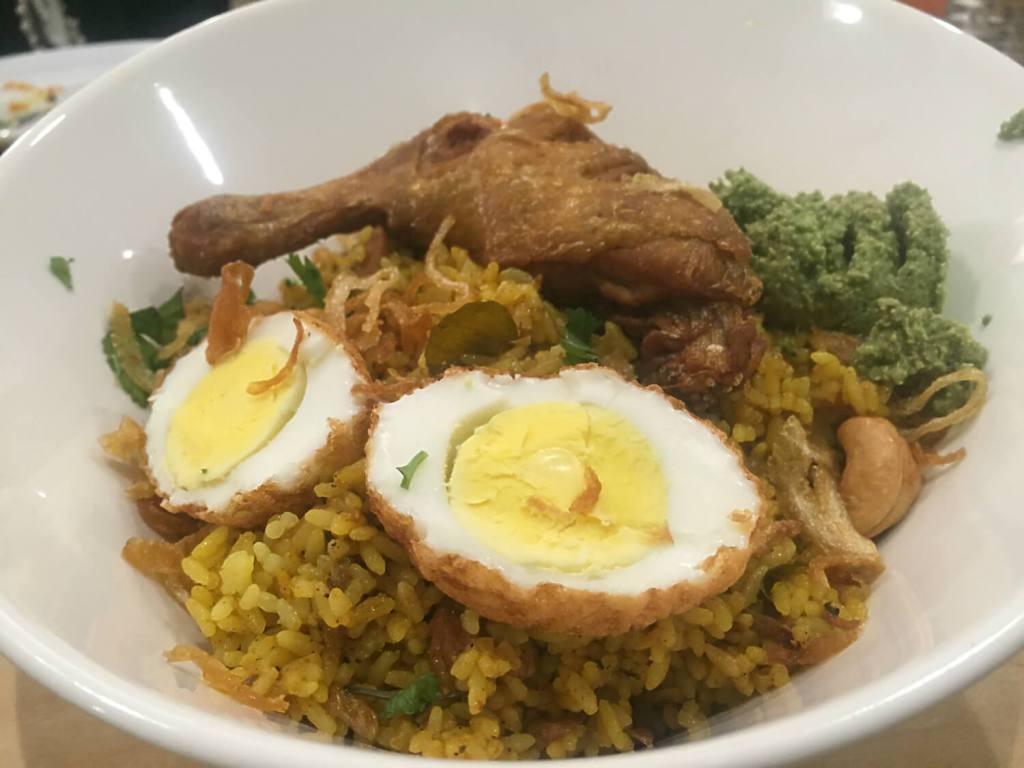 Sambol Sri Lankan Kitchen Edmonton
