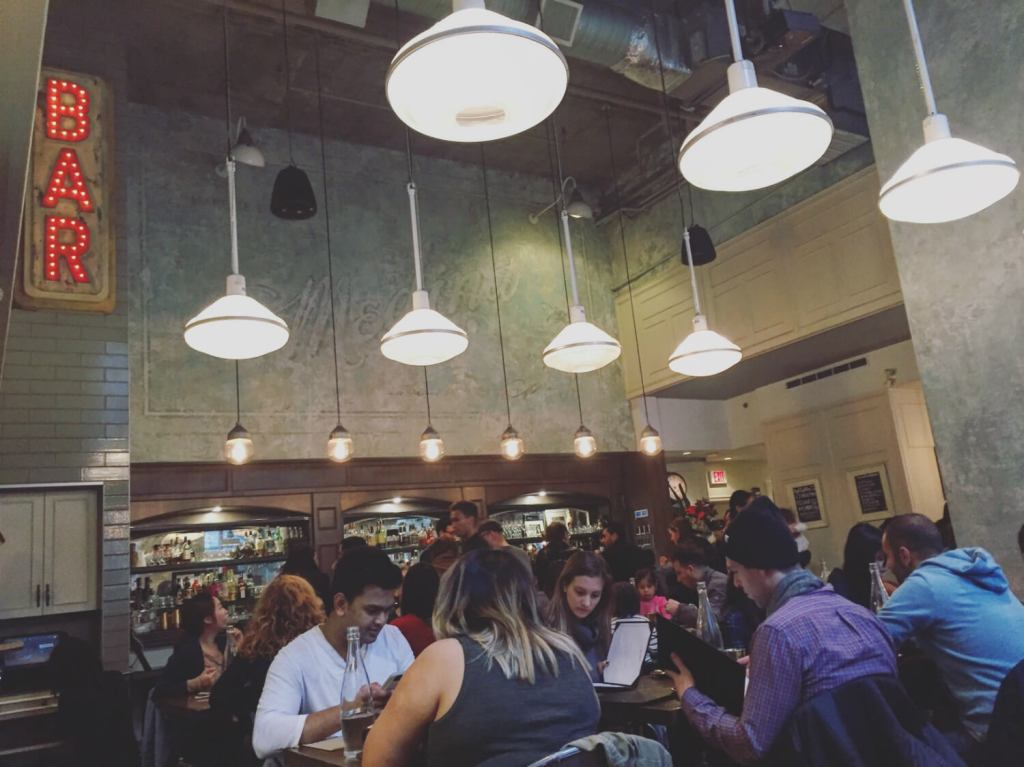 Medina Cafe Vancouver Brunch