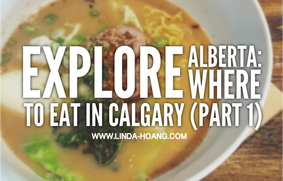 Explore Alberta - Where to eat in Calgary