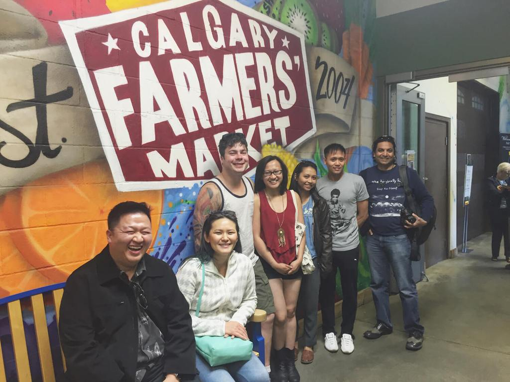 Calgary Food Tour - Farmers Market - Best Weekend Ever 48 Hours Tourism