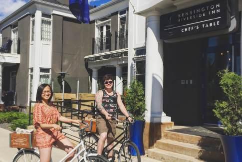 Calgary - Kensington Riverside Inn - Best Weekend Ever 48 Hours Tourism