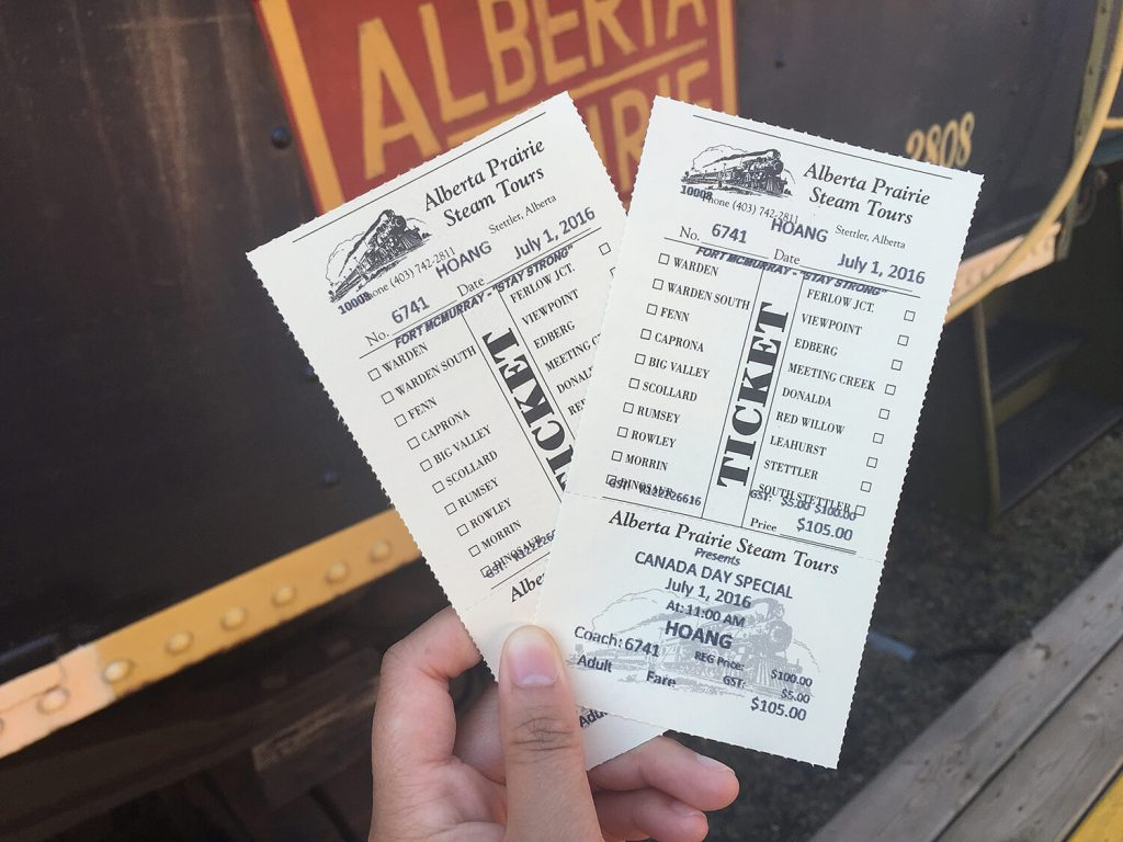Alberta Prairie Railway - Stettler - Big Valley - Train - Travel Alberta