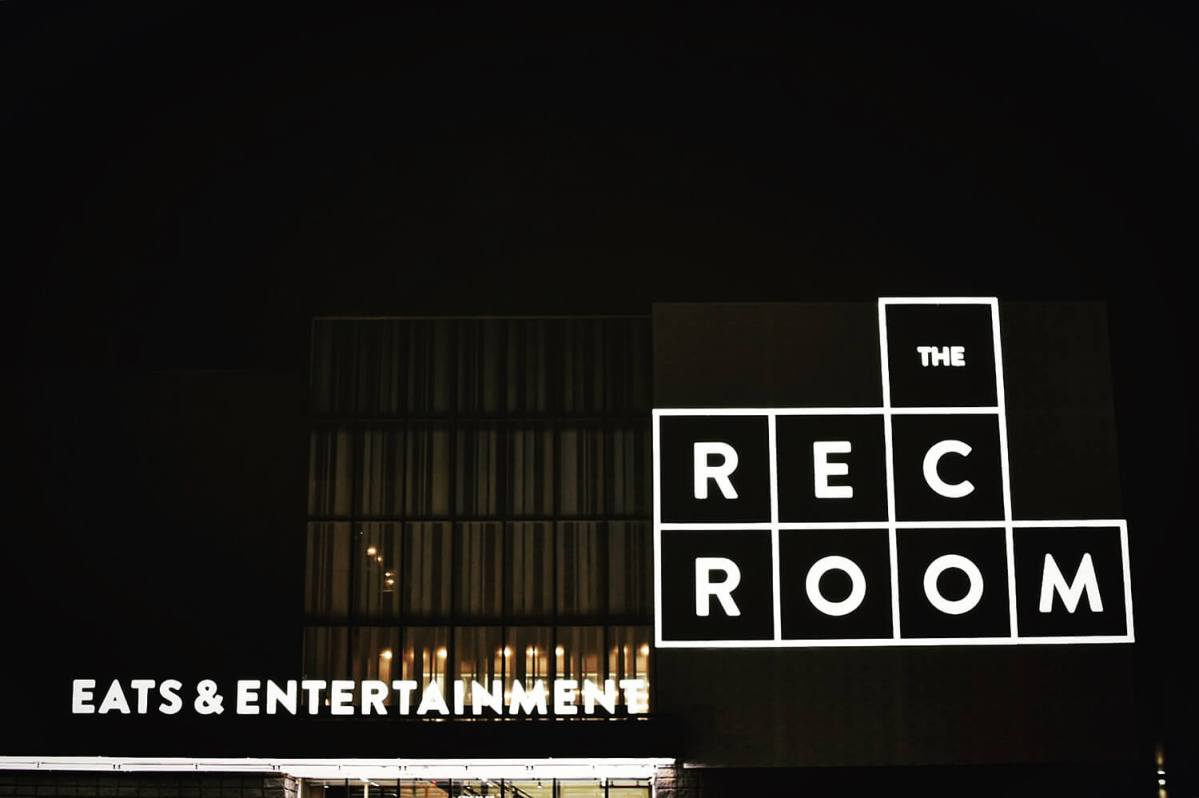 Review + Giveaway: The Rec Room (Edmonton)