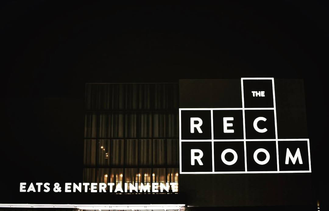 The Rec Room Edmonton Cineplex South Common
