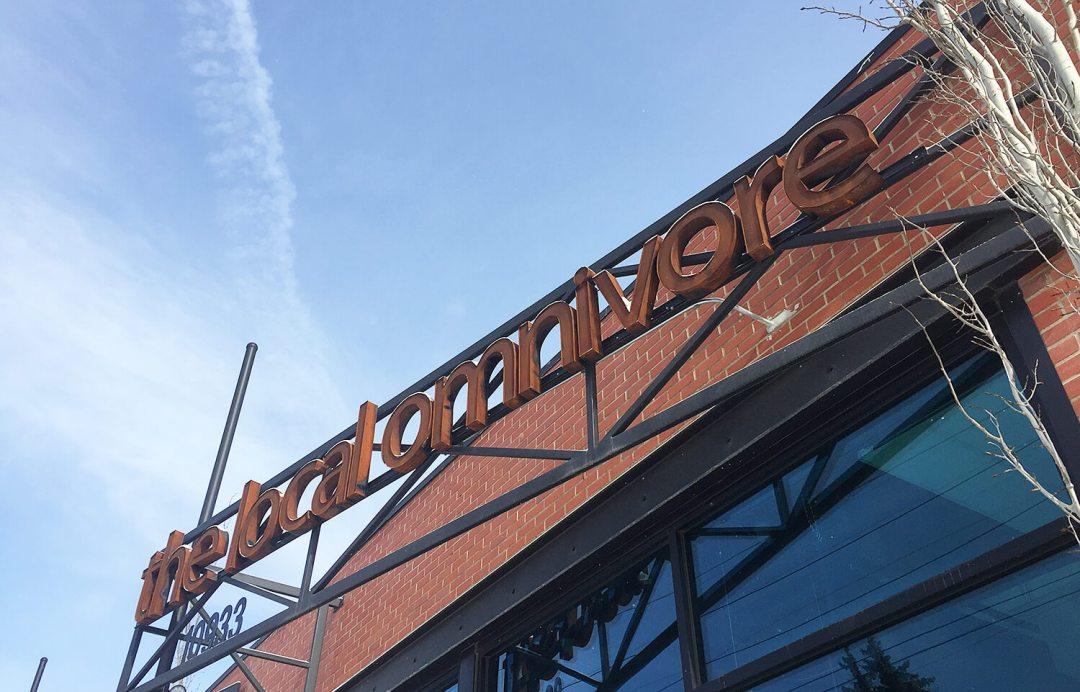 The Local Omnivore - Edmonton