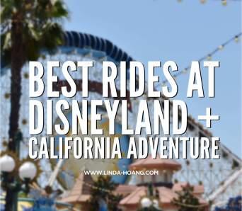Best Rides Disneyland California Adventure