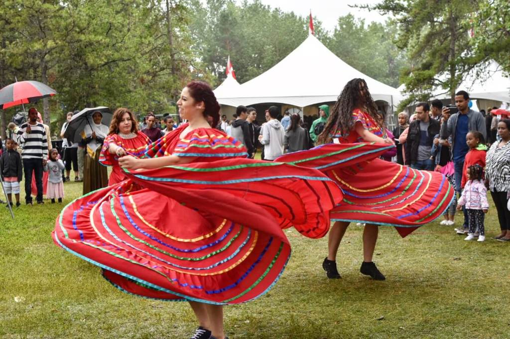 Edmonton Heritage Festival - World in a Weekend - Summer