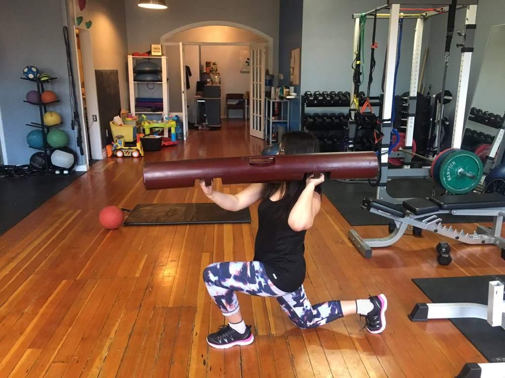 Breathe Fitness Personal Fitness Trainer Edmonton