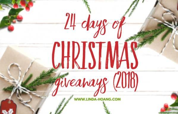 24 Days of Christmas Giveaways Linda Hoang Edmonton Food Restaurants
