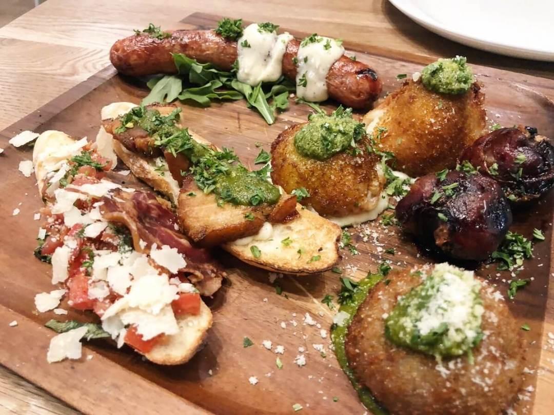 Buco Pizzeria - Sorrentinos Restaurant Group - Explore Edmonton Italian Restaurant
