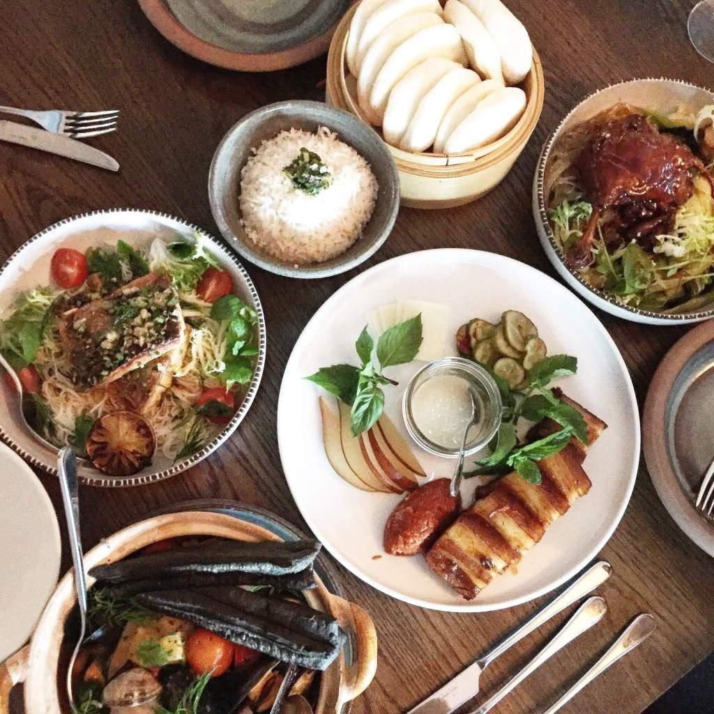 Foreign Concept Calgary Restaurant