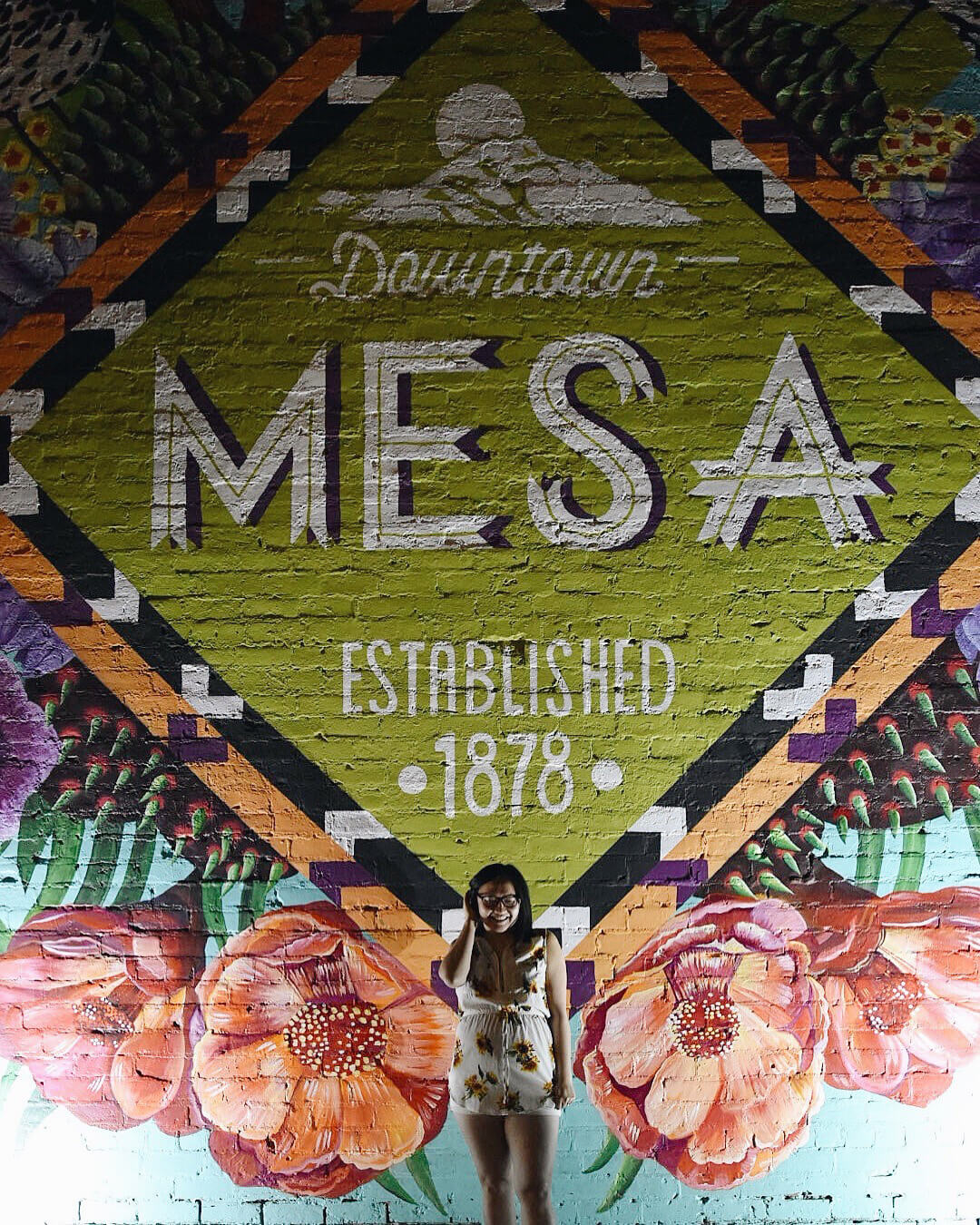 Guide To Instagrammable Walls Of Mesa, Arizona