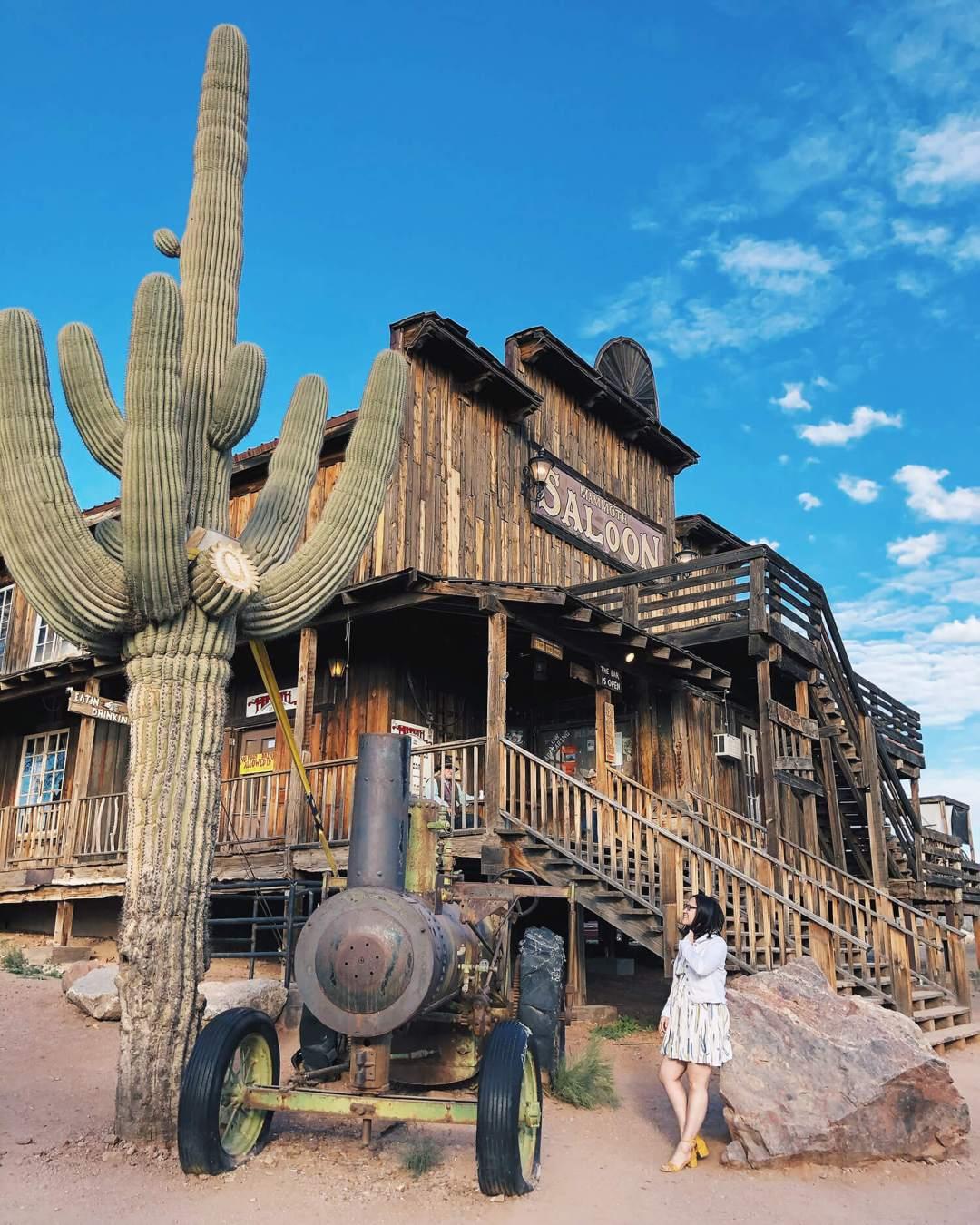 Visit Mesa Arizona Travel Guide Things To Do Mesa Gilbert Goldfield Ghost Town
