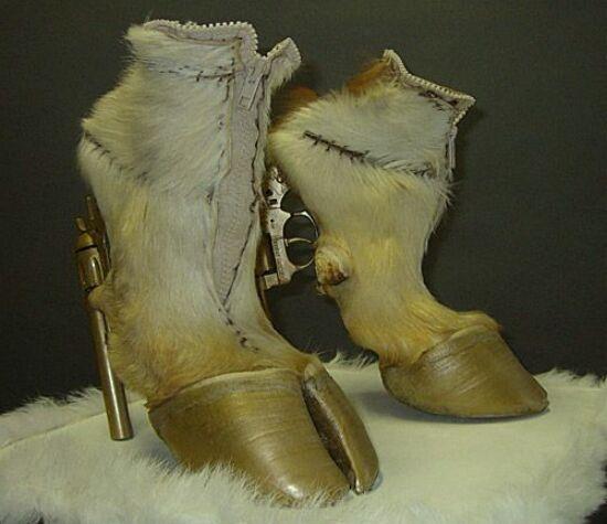 Модная женская обувь???