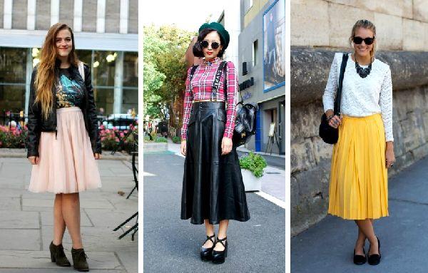 юбка-важная деталь гардероба