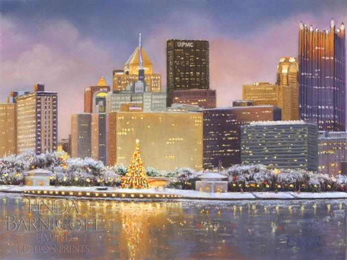Pittsburghs Shimmering Season Linda Barnicott