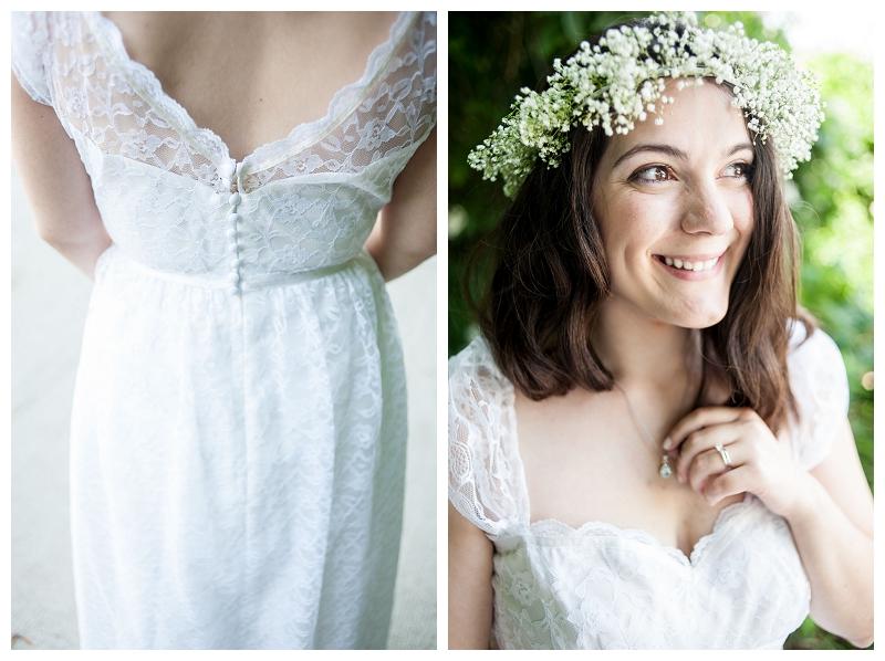 flower crown, portland, cape elizabeth wedding