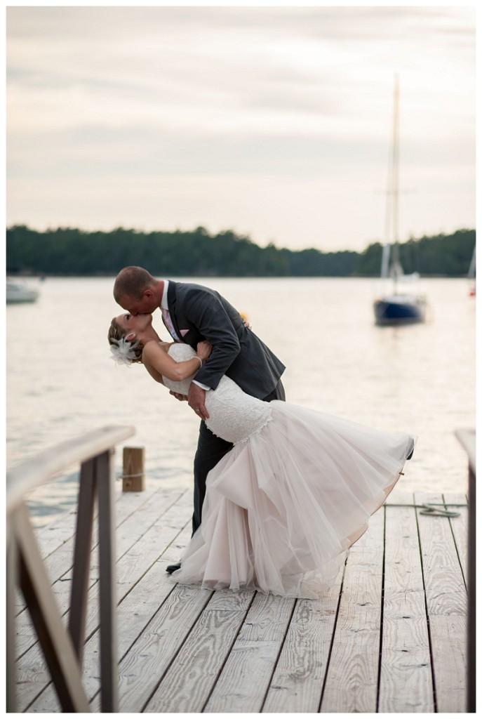 boatyard wedding photos