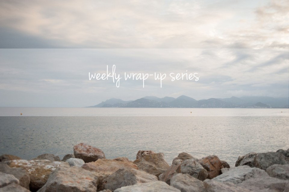 weekly wrap up, linda barry photography